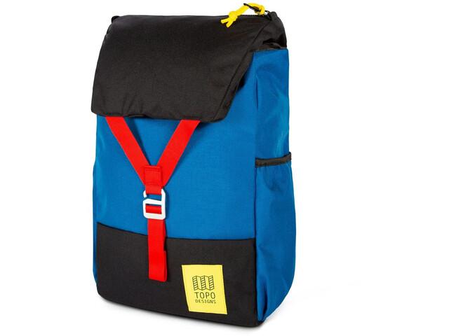 Topo Designs Y-Pack, blue/black